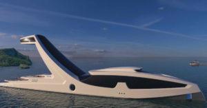 stunning yacht