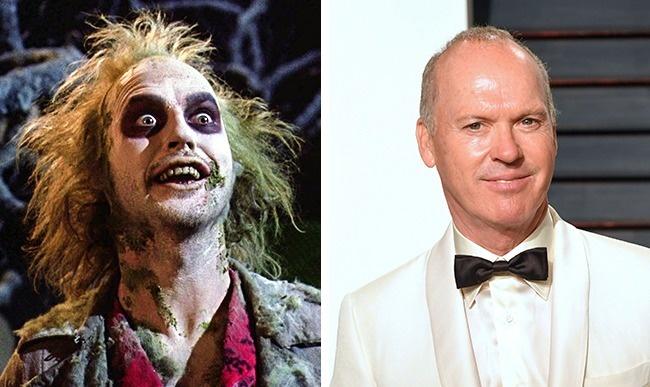 Actors Transformation