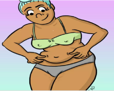 chubby stomach