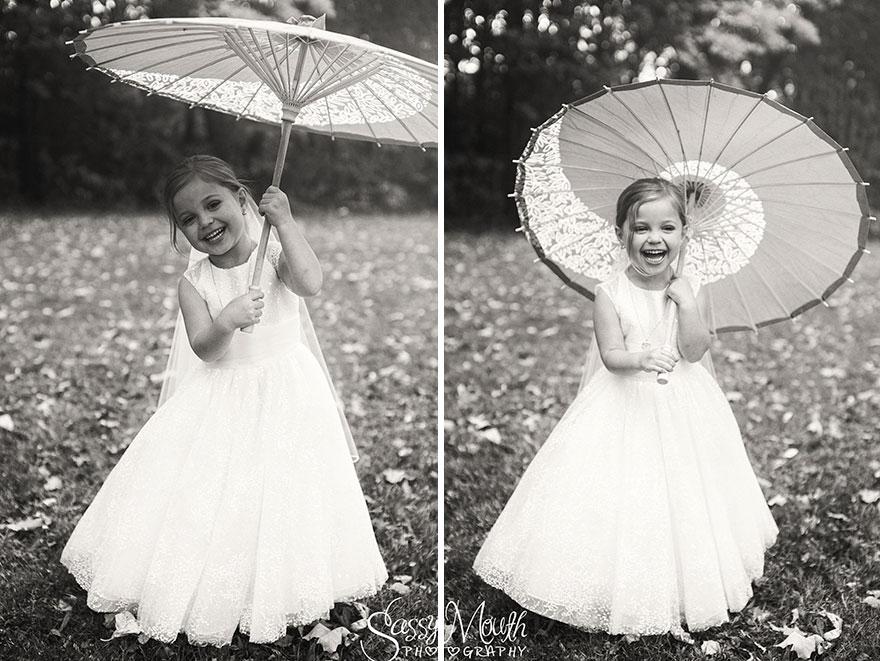 Little girl wants to marry her best friend