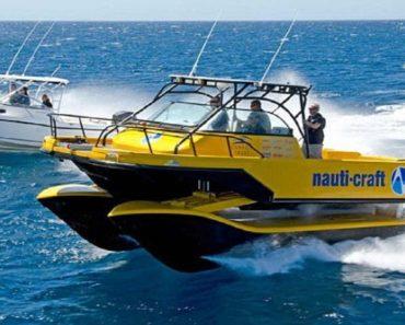 Nauti-craft Boat