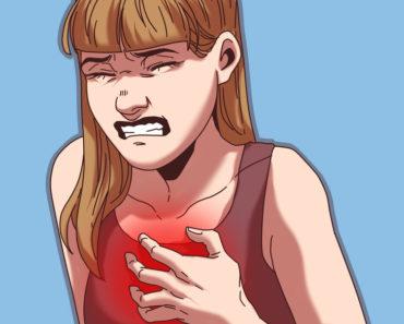 stabbing chest pain