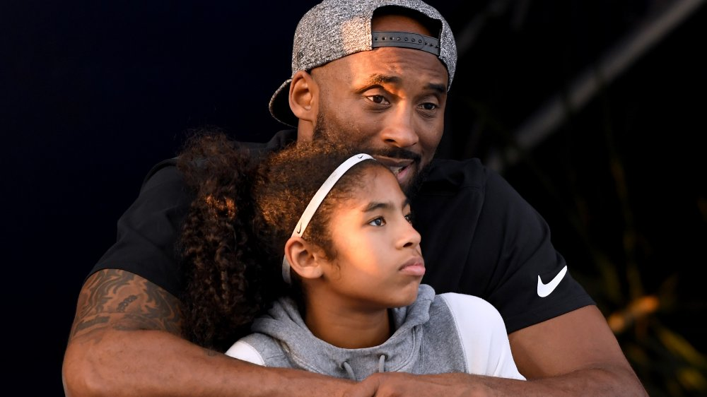 Kobe Bryant's relationship with his beautiful daughter Gianna