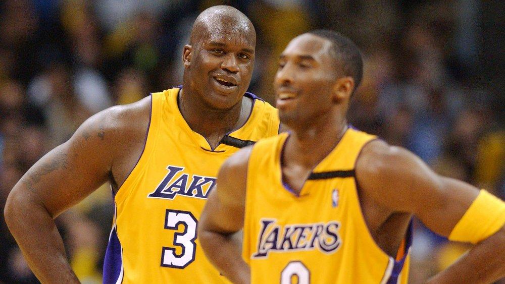 Inside Kobe Bryant and Shaq's Relationship