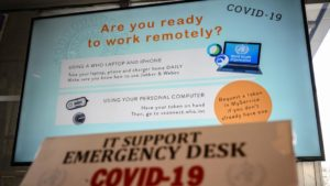 Efficient Remote Work Amid Coronavirus Outbreak