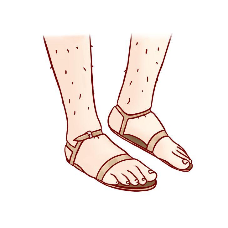 Choosing Footwear