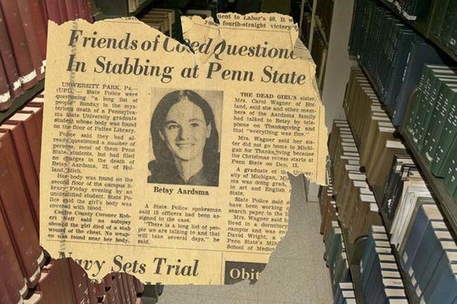 Peculiar Cold Case Murder